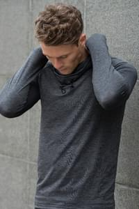 Cool cowl neck top