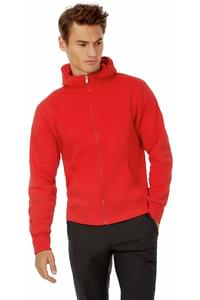 Mens Zip Through Hoodie