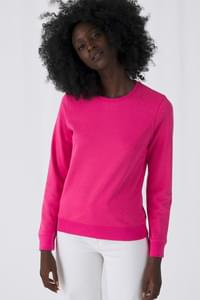 Organic Crew Neck /women French Terry