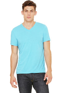 Triblend V-neck Tee