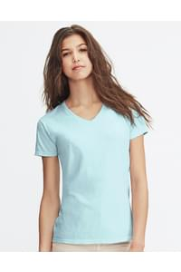 Ladies` V-Neck Tee
