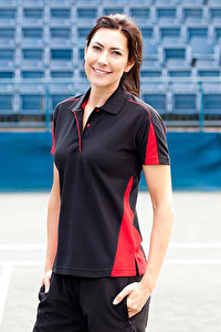 Women's club polo