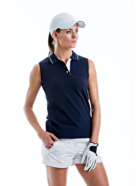 Gamegear® Proactive Sleeveless Polo Women's