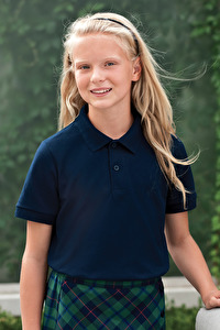 DryBlend  Youth Pique Polo