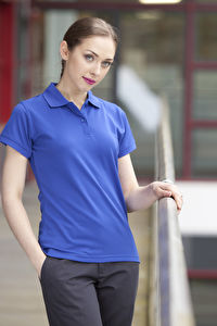 LADIES' COOLPLUS® POLO SHIRT - POLO FEMME COOLPLUS®