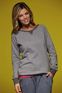 Ladies Basic Sweat