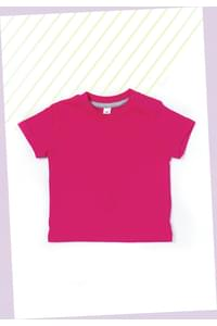 BABIES' SHORT SLEEVE T-SHIRT KARIBAN