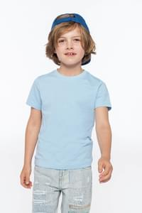 KIDS' SHORT SLEEVE T-SHIRT KARIBAN