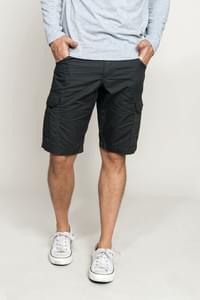 MEN'S MULTIPOCKET BERMUDA SHORTS KARIBAN