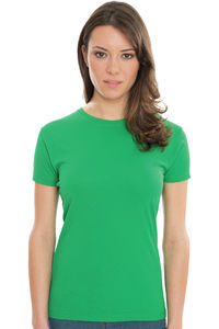 Lily - Viscose-Cotton T-Shirt