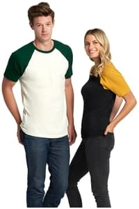 Cotton Raglan T-Shirt