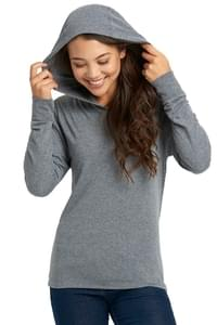 Unisex Tri-blend Long Sleeve Hoody