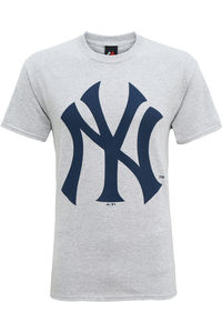 T-shirt logo New York Yankees
