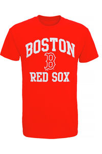 T-shirt ilustration Boston Red Sox