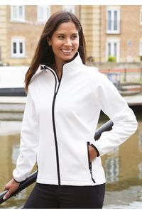 Womens Printable softshell