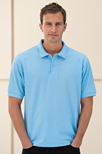 Polo, Blended Fabric