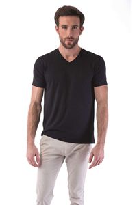 Men's  No Label V Neck T-Shirt