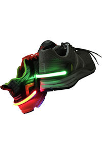 Neon-LED Shoe Clip
