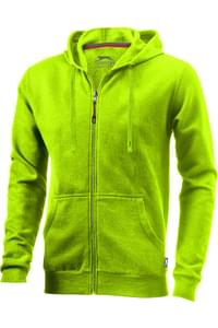 Sweat capuche full zip Open