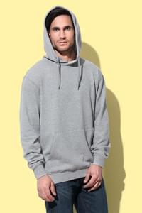 Hooded sweatshirt for men