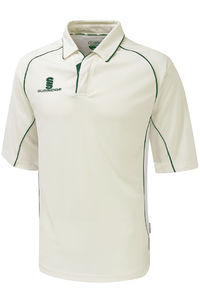 Premier cricket shirt 3/4 sleeve kids