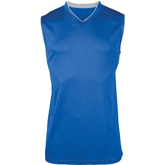 8ab807d823884 ProAct MAILLOT BASKET-BALL ENFANT - sporty royal blue - 10 12ans